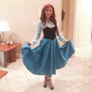 Ariel Kiss the Girl Adult Costume Handmade